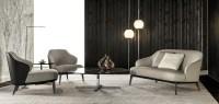 Leslie Armchair | Designed by Rodolfo Dordoni, Minotti ...