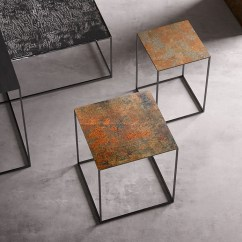 Black Kitchen Table And Chairs Budget Cabinets Slim Irony Art | Designed By Maurizio Peregalli ...