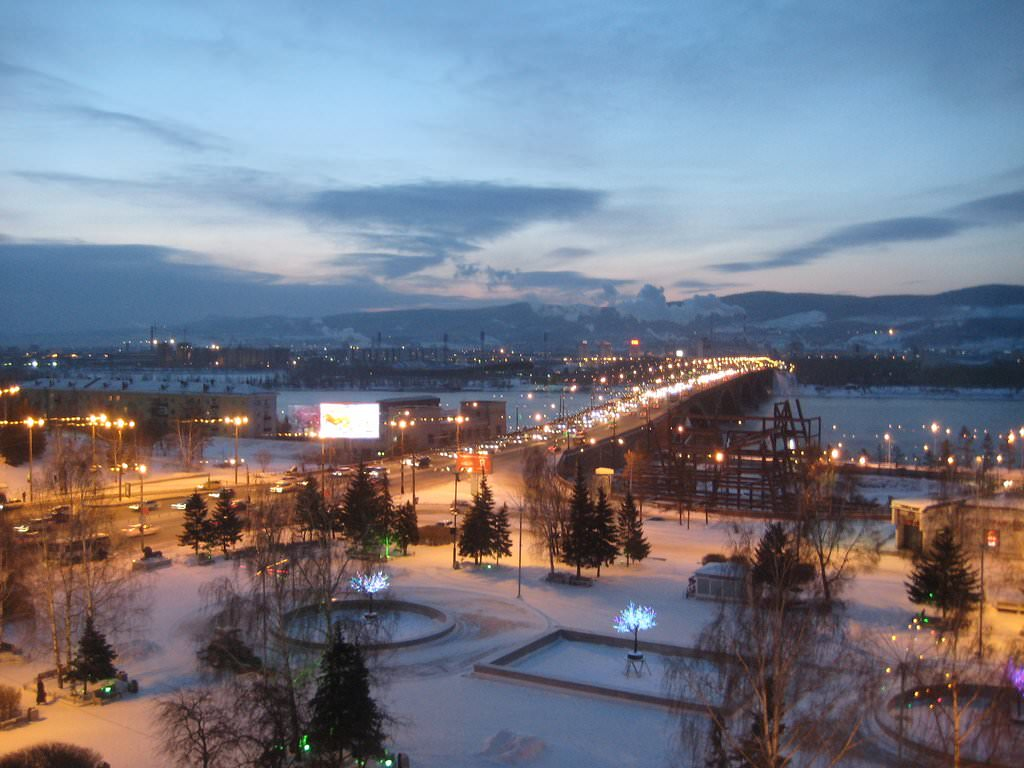 Novosibirsk Russia Weather