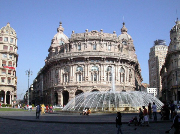 Genoa Cityguide Your Travel Guide to Genoa