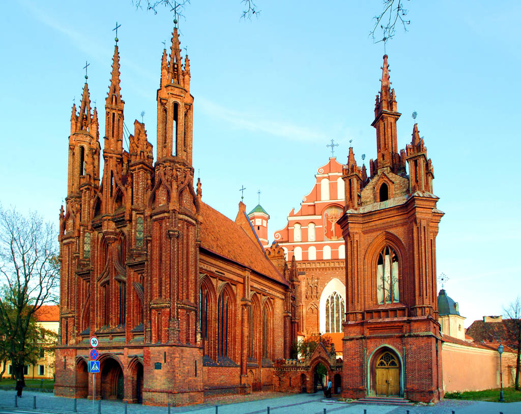 Hotels in Vilnius  Best Rates Reviews and Photos of