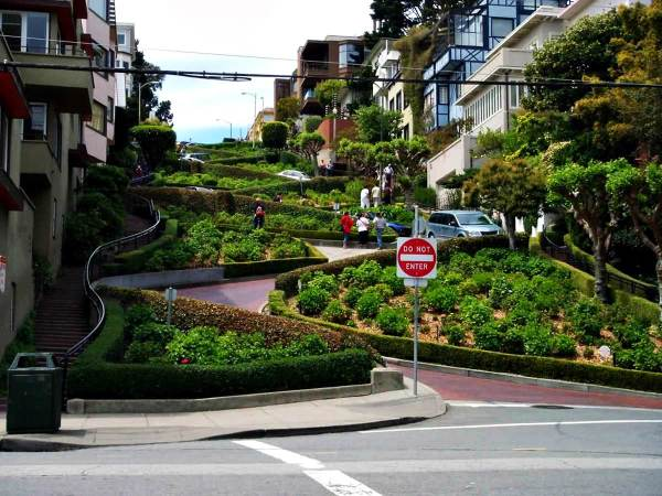 Lombard Street Series 'fantastic And
