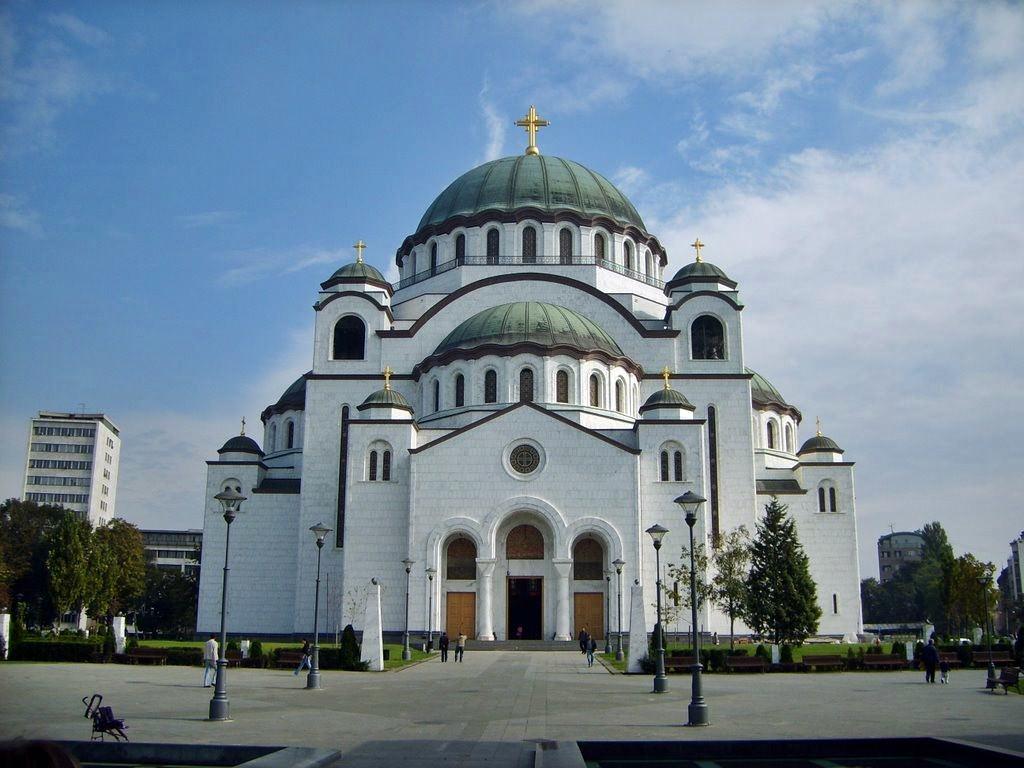 St. Sava Cathedral | Series 'The Most Astonishing Orthodox Churches' | OrangeSmile.com