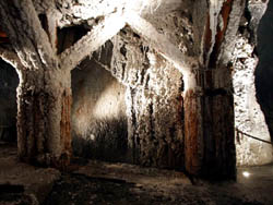 Соляная шахта в Величеке, Poland