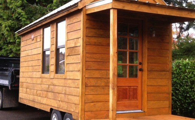 A Legal Path For Tiny Homes In Portland Orange Splot Llc