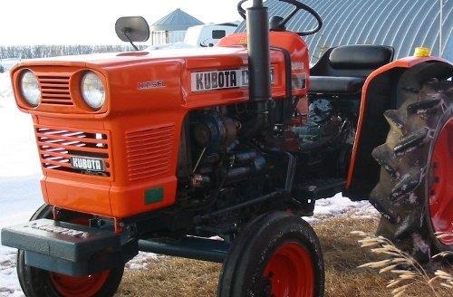 Parts For Grey Market Kubota Tractors