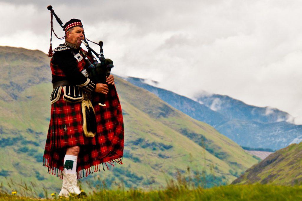 abito tradizionale scozzese  Orange Viaggi