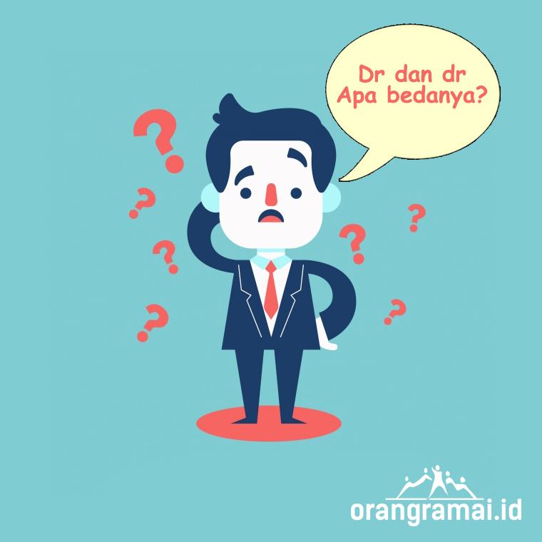 Jadi Dokter Ditulis dr Atau Dr? by orangramai