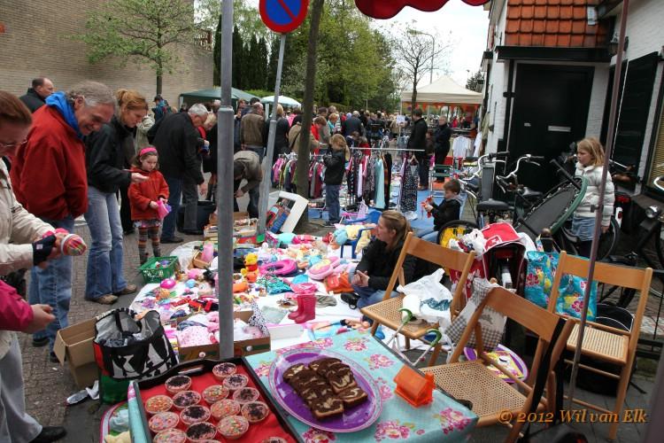 Info Kindervrijmarkt 5 mei