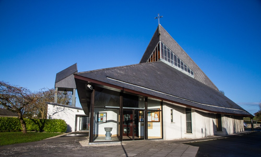 St. Josephs Church, Maree