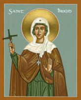 St. Brigid's Icon