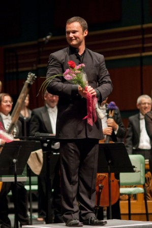 The Oregon Bach Festival's Matthew Halls tried to recreate J.S. Bach's lost music.