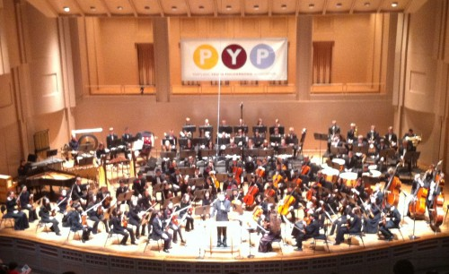 Portland Youth Philharmonic performs at Arlene Schnitzer Concert Hall Saturday.