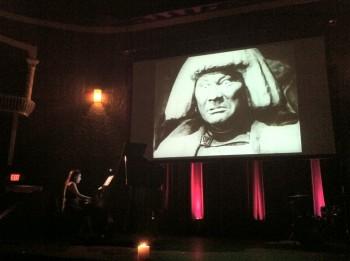 Pianist Beth Karp plays her original score to 'The Golem' in Hillsboro.