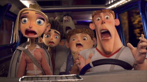 """ParaNorman"" and LAIKA go for the gold!/Courtesy LAIKA"