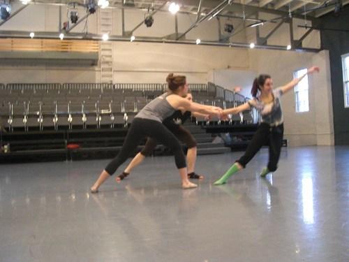 Holly Shaw, Anna Marra and Katie Staszkow of BodyVox-2
