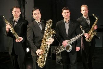 PRISM Saxophone Quartet