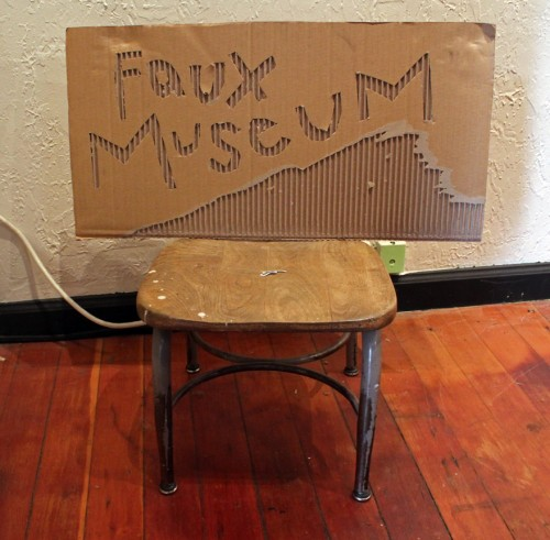 The Faux Museum/Photo by Patrick Collier