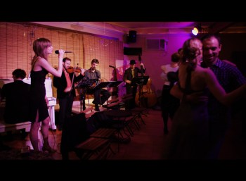 Alex Krebs Tango Quartet plays, Megan Haupt sings....