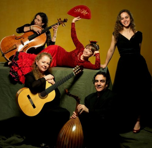Al Andalus performs Saturday at Reed College.