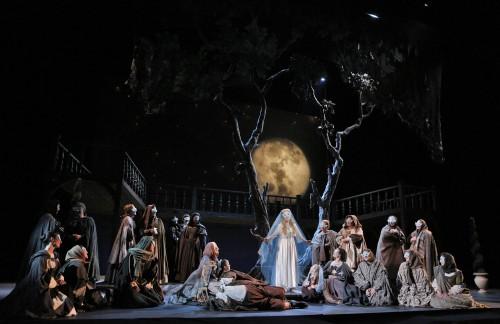 Portland Opera's Falstaff; © Portland Opera / Cory Weaver