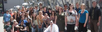 Portland State's Chamber Choir will be singing in sunny Italy.