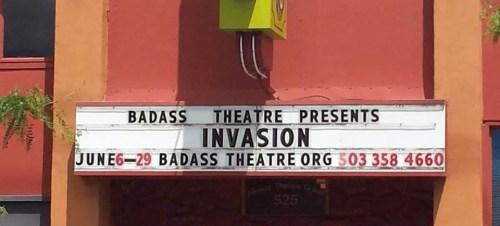 Invasion of the brain snatchers: Badass at Milagro