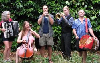 Eugene's Kef plays Festival Romani Saturday.