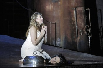 Kelly Cae Hogan as Salome