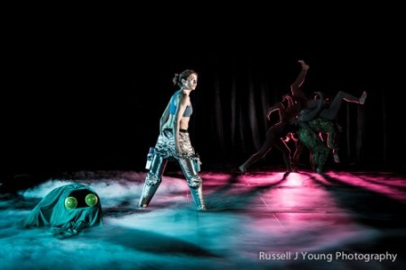 """Echo Theatre Co. begins life with """"Tess on an Alien Planet""""/  Photography of Russell J Young"""