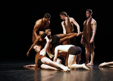 "Stephen Petronio's ""Like Lazarus Did""/David Rosenberg"