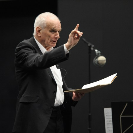 Portland's 45th Parallel performed the American premiere of Peter Maxwell Davies'