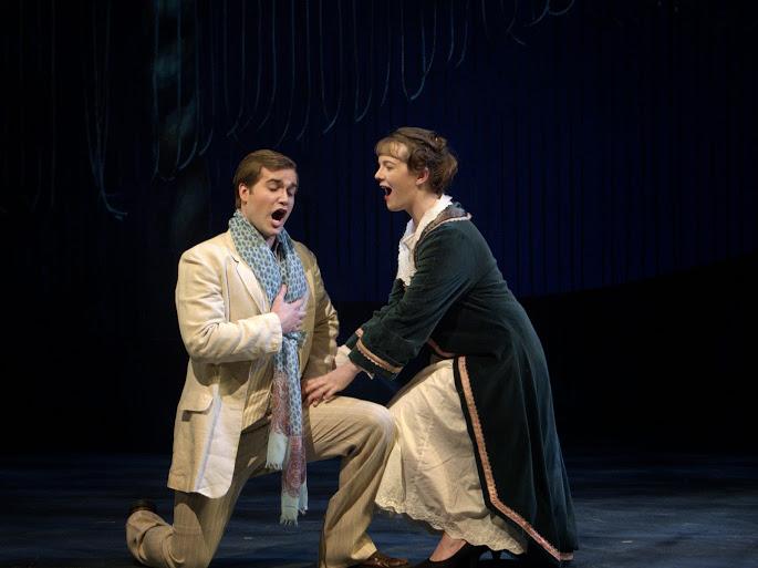 in PSU Opera's production of A Midsummer Night's Dream