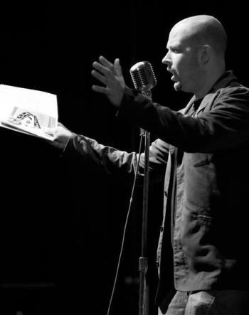 PHAME's Stephen Marc Beaudoin. Photo: Jennie Baker