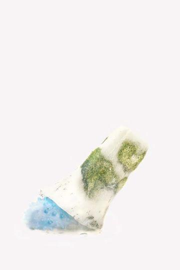 """Icescape - 7"" Sarah Knobel"