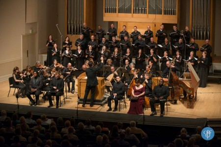 Oregon Bach Festival review: A St  Mark Passion Reborn