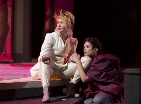 "Sofia Jean Gomez wins Vivia Font in OSF' s ""Two Gentlemen of Verona""/ T. Charles Erickson"