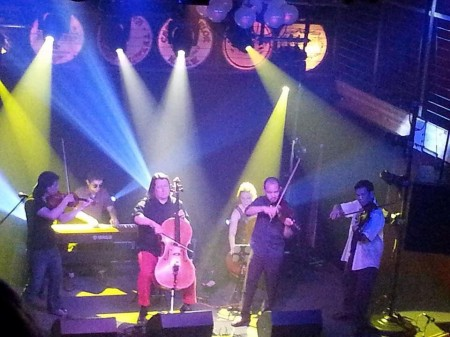 ARCO-PDX debuted at Portland's Mississippi Studios.