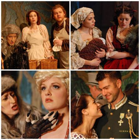 Familiar fairy tale figures populate Beaverton Civic Theatre's Into the Woods.