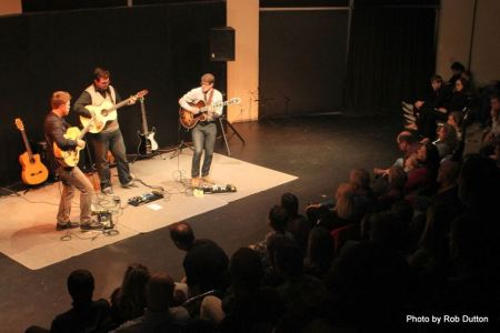 New West Guitar Group performs in Eugene and Ridgefield, WA.
