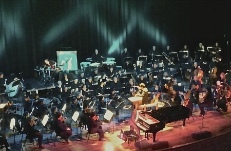 Ben Folds rose to the occasion with the Oregon Symphony.
