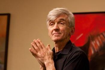 Pianist Paul Roberts plays and talks Thursday at Portland's Old Church. Photo: Peter Schutte