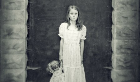 Hello, dolly, and all that creepy kids' stuff. Photo: Jody Ake