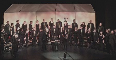 PSU Chamber Choir, Man Choir and Vox Femina perform Friday and Sunday.