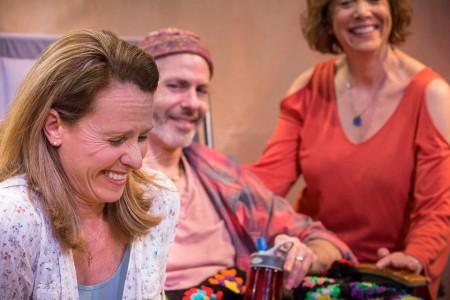 "Susannah Mars, Michael Mendelson, Linda Alper in ""The Quality of Life."" Photo: Owen Carey"