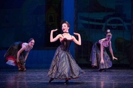 Photo courtesy The Portland Ballet