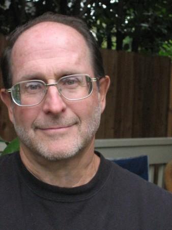 Portland playwright Rich Rubin.