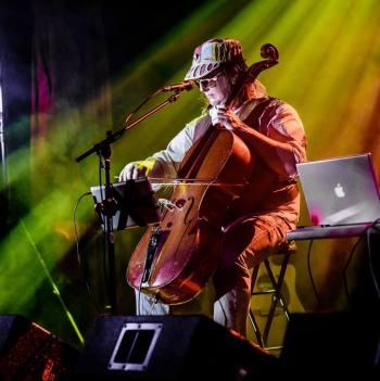 Portland cellist Skip vonKuske.