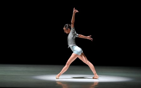 "Martina Chavez in ""Presto."" Photo: Yi Yin"