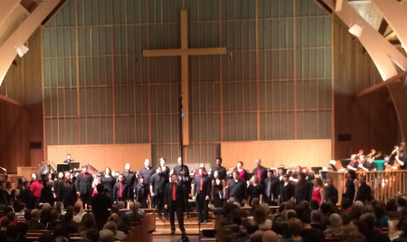 PSU Chamber Choir performs May 17.
